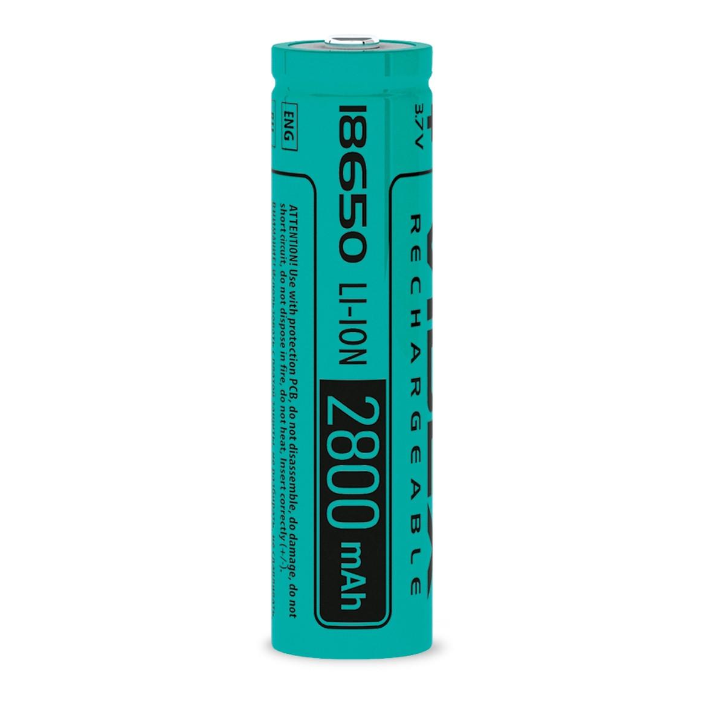 Акумулятор літій-іонний Videx 18650 2800mAh (без захисту)