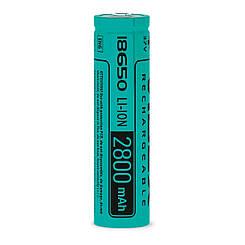 Аккумулятор литий-ионный Videx 18650 2800mAh (без защиты)