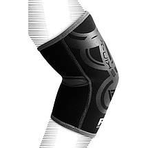 Налокотник спортивний неопреновий RDX S/M (1 шт.), фото 2