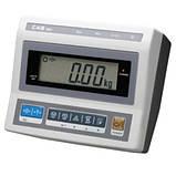 Весы товарные напольные CAS DB II-300 /600 кг(600х700), фото 2