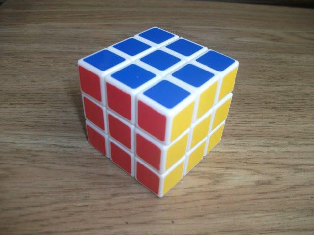 Кубик Рубика Magic Super Cube в упаковке