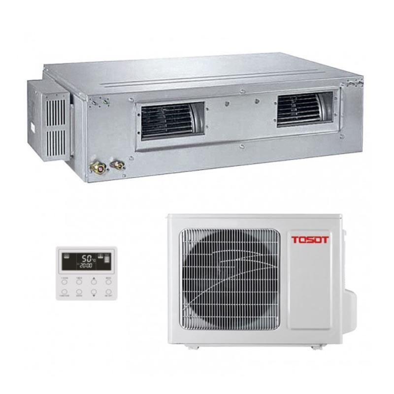Канальный кондиционер Tosot TUD35PS/A-S/TUD35W/A-S