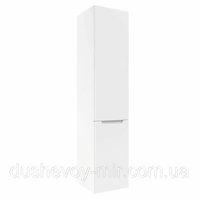 Volle Libra пенал 155*35*35 см, подвесной, белый