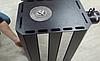 Печь с варочной поверхностью Огнев ПОВ-100 со стеклом и конфоркой, фото 4