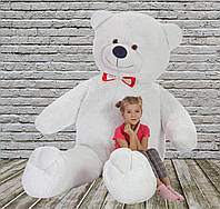Плюшевый мишка Мистер Гигант 2 м 50 см (белый) медведь подарок для любимой девушки