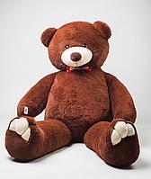 Плюшевый мишка Мистер Гигант 2 м 50 см (бурый) медведь подарок для любимой девушки