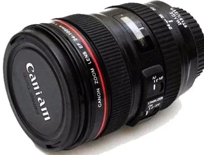 Чашка объектив CANON   Термо кружка