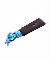 Борцовская резина 16 мм (5м) синяя в комплекте с чехлом