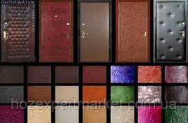 Комплект для обивки дверей 1х2,05м рифленый, фото 2