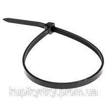 Стяжка Ritar 350мм/5.0мм, черная, 100 шт (CTR-B5350)