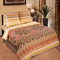 Полуторные комплекты постельного белья, ткань поплин,  хлопок 100%