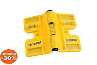 Уровень трубный Topex - 15-180° магнитный 1 шт.
