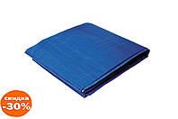 Тент Ти́тул - 3 x 3 м x 55 г/м², синий 1 шт.