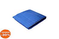 Тент Mastertool - 6 х 8 м, 65 г/м², синий 1 шт.