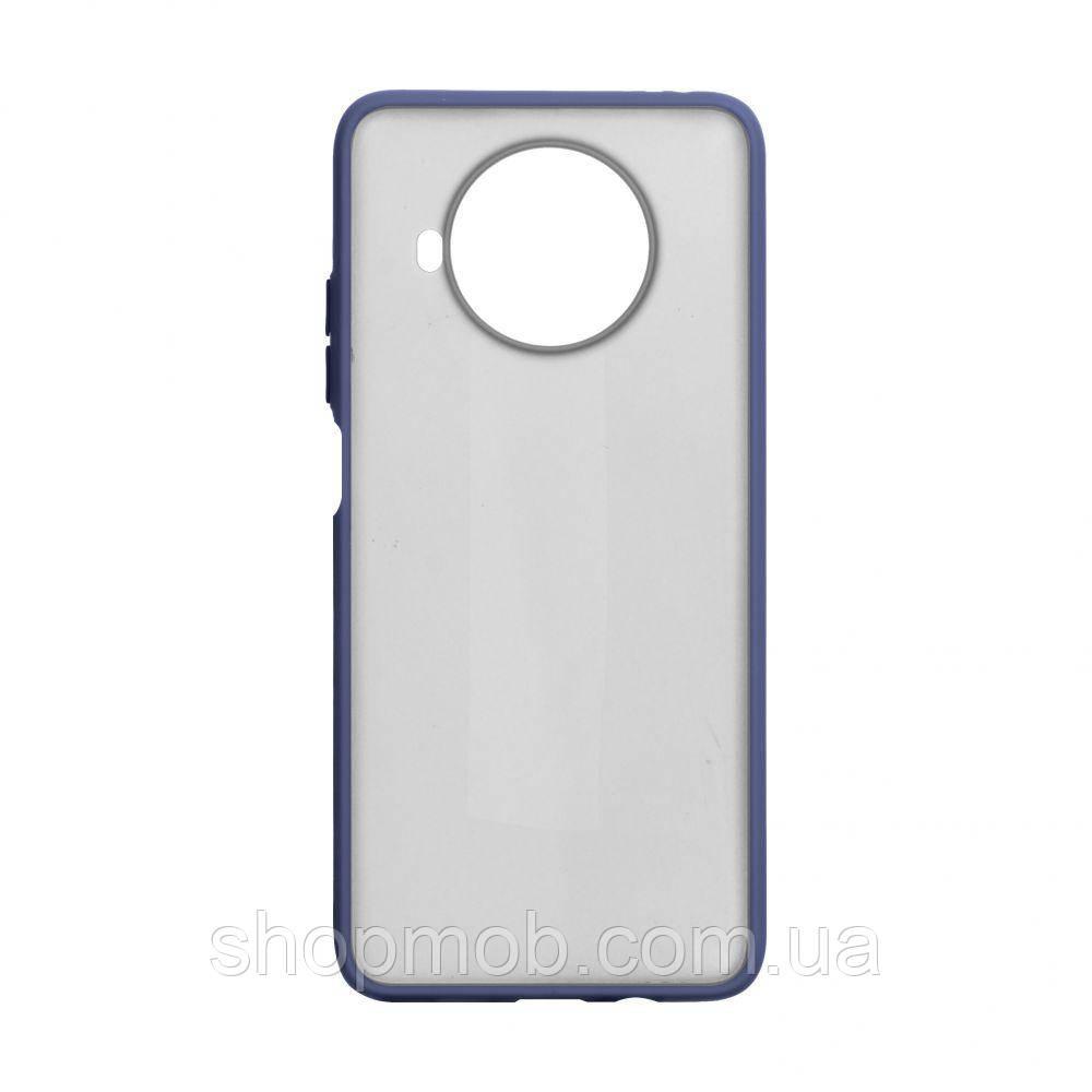 Чехол Totu Copy Gingle Series for Xiaomi MI 10T Lite Цвет Зелёный