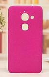 Силиконовый матовый чехол для LeEco Le Pro 3 AI Edition X650 X651 X653 X657 / Есть стекло /, фото 4