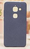 Силіконовий матовий чохол для LeEco Le Pro 3 AI Edition X650 X651 X653 X657 / Є скло /, фото 2