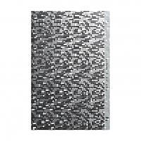 Гидро-гель плёнка Recci 3D texture RB-E2001 Carbon 20 штук Цвет Стальной