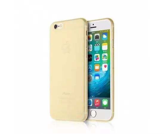 Накладка Baseus Slender Series For iPhone 6/6S Gold