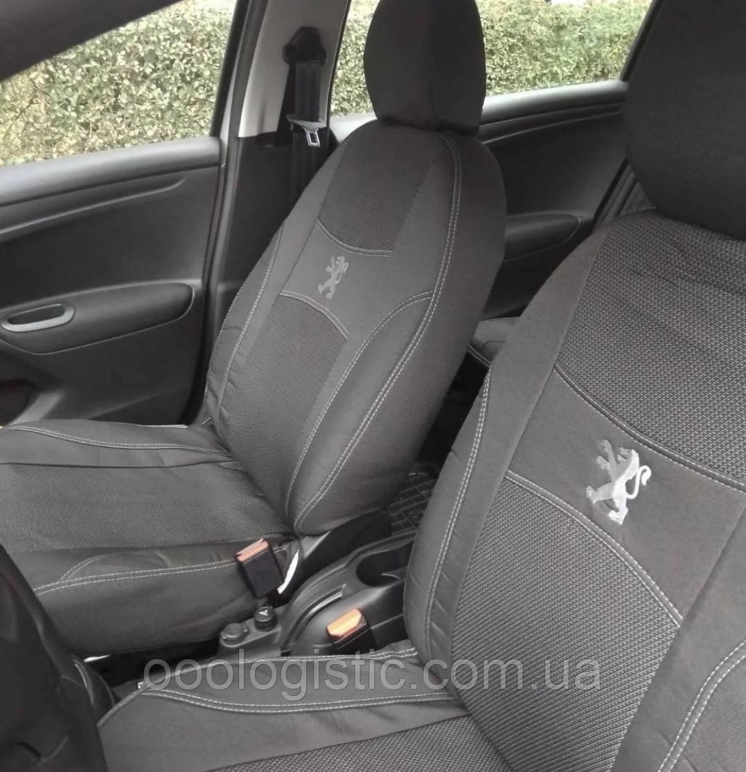 Авточохли на Peugeot Bipper 1+1 від 2008 року Ніка