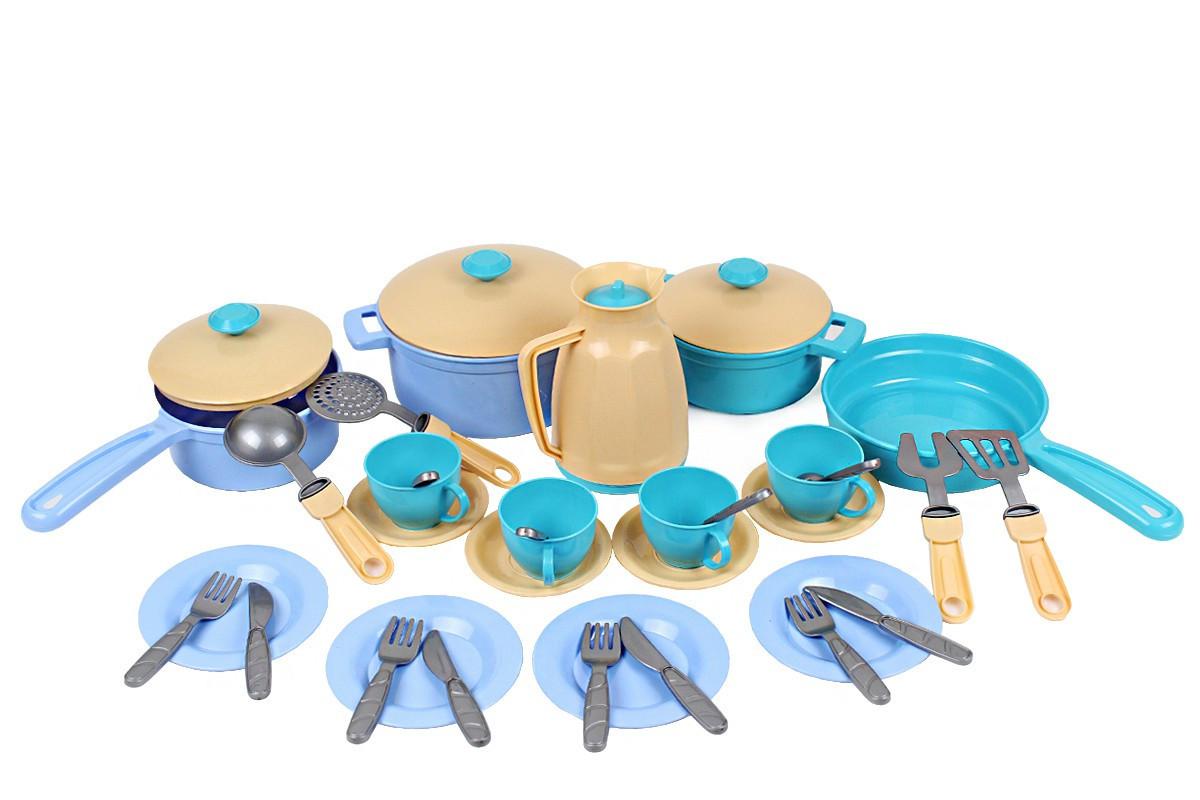 Іграшка ТехноК  Набір посуду 4463 в коробці