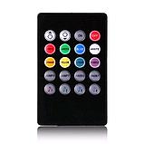 Светодиодная подсветка для авто водонепроницаемая RGB led HR-01678 8 цветов 4 ленты, фото 7