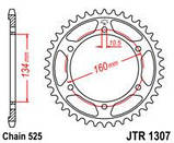 Звезда задняя стальная JT JTR1307.45 JT Sprockets, фото 2