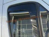 Дефлекторы окон (ветровики) HEKO (вставные) для Citroen Jumper с 2006+