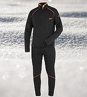 Зимнее термобелье мужское Norfin Winter Line Black р.L Термобелье для охоты и рыбалки
