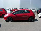 Молдинги на двери для Toyota Auris 3dr 2006-2013, фото 2