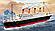 """Конструктор QL 0958 """"Пассажирский лайнер Титаник"""" 1202 деталей., фото 9"""
