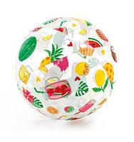 Пляжный мяч Узоры Intex 59040NP, фото 1