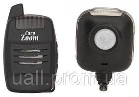 Carp Zoom FK7 Wireless Anti-Theft Alarm Сигналізація з датчиком руху і пейджером до 100м. діапазон розпізнання