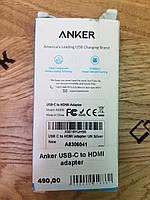 Адаптер Type-C to HDMI ANKER (NEW), фото 3