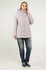 Женская весенняя куртка больших размеров 50-60