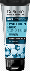 Бальзам для волосся Dr.Sante Hyaluron Deep hydration 200мл