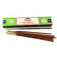 Aruda (Аруда) (Satya) Индия - масала пыльцовое благовоние (12 шт /уп) (15 гр.)