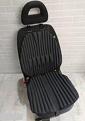 Ортопедична еко подушка - накидка для автомобільного крісла EKKOSEAT. Універсальна.