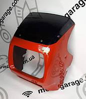 Обтекатель фары  ЯВА 350 EVO (красный)