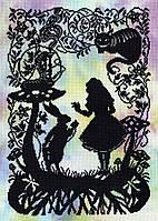 """Набор для вышивания Fairy Tales Alice In Wonderland """"Аліса в країні чудес"""", XFT4"""