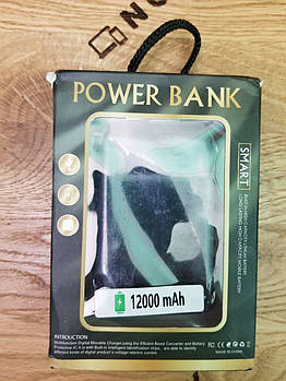Универсальная мобильная батарея Smart Power Bank 12000mAh (NEW)