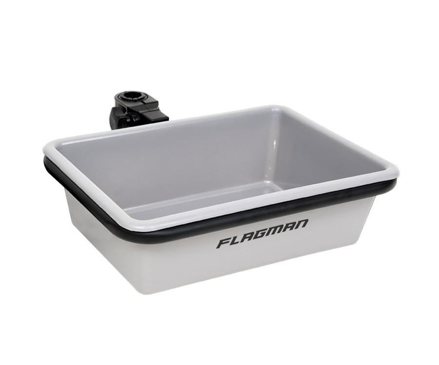 Ємність для підгодовування Flagman 33.5*26.5 см коннектор 25/30
