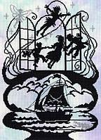 "Набор для вышивания Fairy Tales Peter Pan ""Пітер Пен"", XFT6"