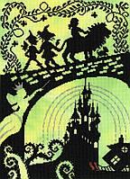 "Набор для вышивания Fairy Tales Wizard of Oz ""Чарівник країни Оз"", XFT7"