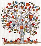 """Набор для вышивания Love Autumn""""Люблю осінь"""", XKA12"""