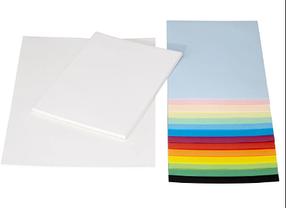 Бумага и альбомы
