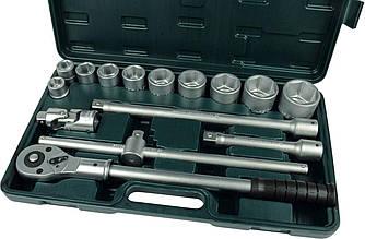 "НАБІР ТОРЦЕВИХ ГОЛОВОК 3/4"" 22-50мм Mannesmann M2065"
