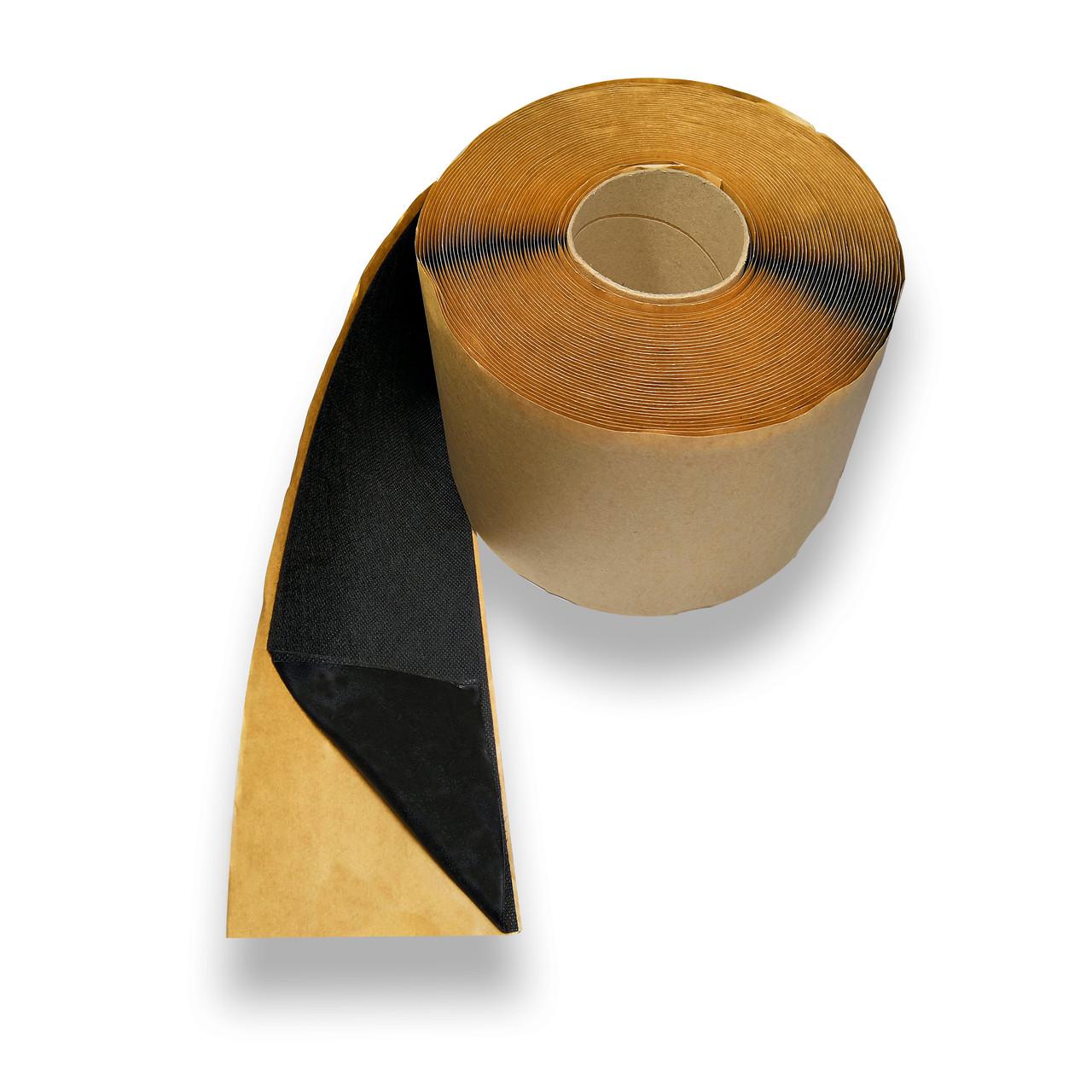 Герметизирующая лента 200мм*20м.п. дублированная нетканым полотном