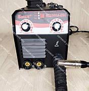 Зварювальний напівавтомат 2 в1 Sirius MIG/MMA-260, фото 3