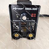 Акция! Сварочный аппарат Луч профи 300 MINI + Маска Хамелеон, фото 3